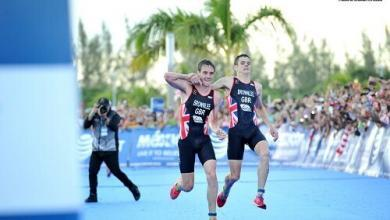 Photo of The agonizing arrival of the Brownlee, nominated as the best moment of the sport in the last 20 years