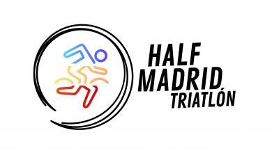 Logo Half Madrid Triatlón