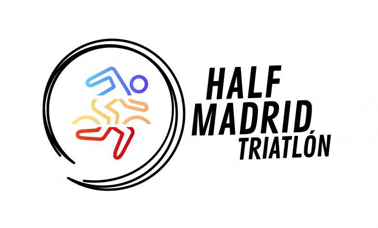 Logo Half Madrid Triatlón