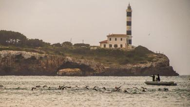 Photo of El Triathlon Portocolom 2020 suspended