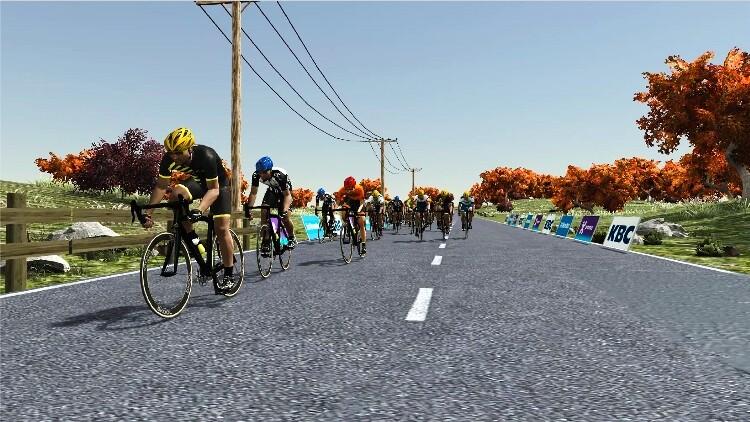 Disputa el Tour de Flandes Gracias a Bkool Cycling