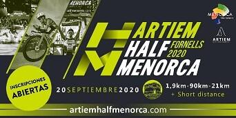 ARTIEM HALF MENORCA