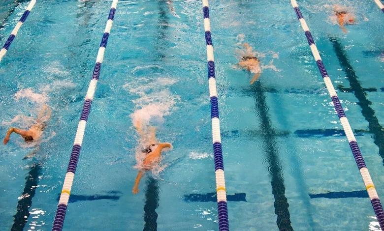 Entrenamiento velocidad máxima natación