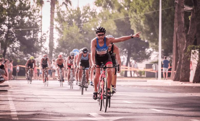 Segmento ciclista del Castellón Triatlón