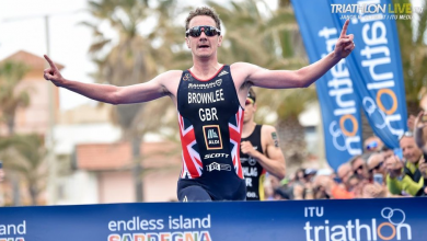 Photo du spectacle commence: Alistair Brownlee sera au WTS à Abu Dhabi