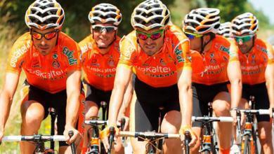 el equipo Euskaltel-Euskadi regresa al ciclismo profesional