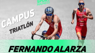 Photo of Fernando Alarza will make a triathlon campus