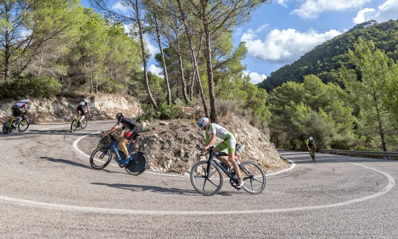 Segment du cycle Challenge Peguera