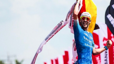 Photo of Patrick Lange, twice World Champion IRONMAN will be at the Challenge Salou