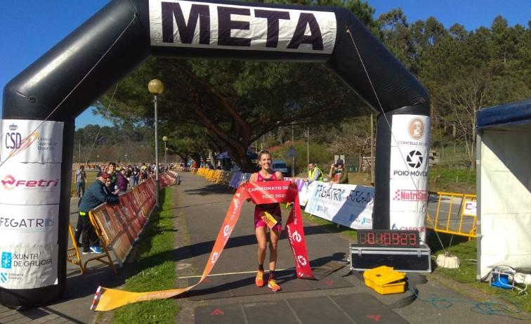 Tamara Gómez remporte le Duio de Poio