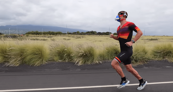 Test de course de Lionel Sanders Dissection de Kona