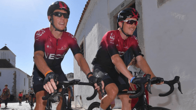 Photo of Los datos de Cameron Wurf en la Vuelta a la Algarve