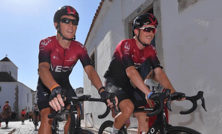 Photo of Los datos de Cameron Wurf en la Vuelta a la Algarve
