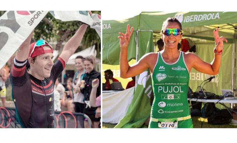 Crístobal Dios et Maria Pujol seront à Trialtón Janda y Sierra