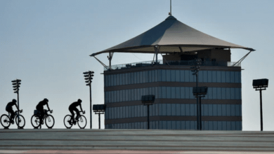 Suspension de la photo des Triathlon World Series à Abu Dhabi en raison d'un coronavirus