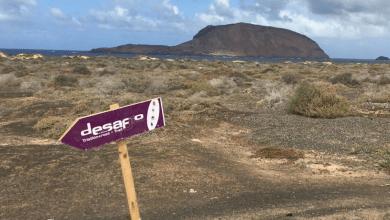 Das Foto von The Eighth Island Challenge ist aufgrund der Wetterbedingungen ausgesetzt