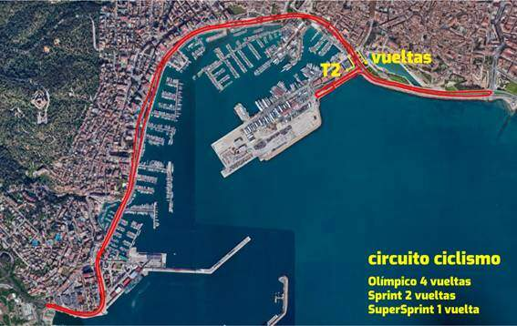 The Port of Palma Triathlon opens registrations with discounted prices