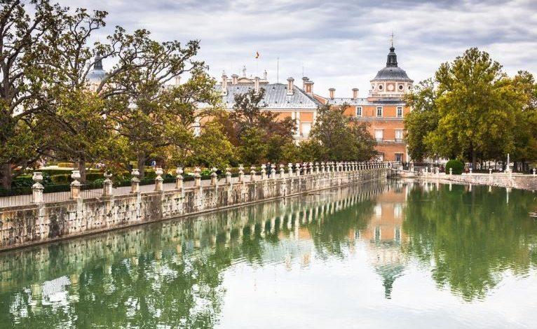 jardines aranjuez triatlón MD Aranjuez 2020
