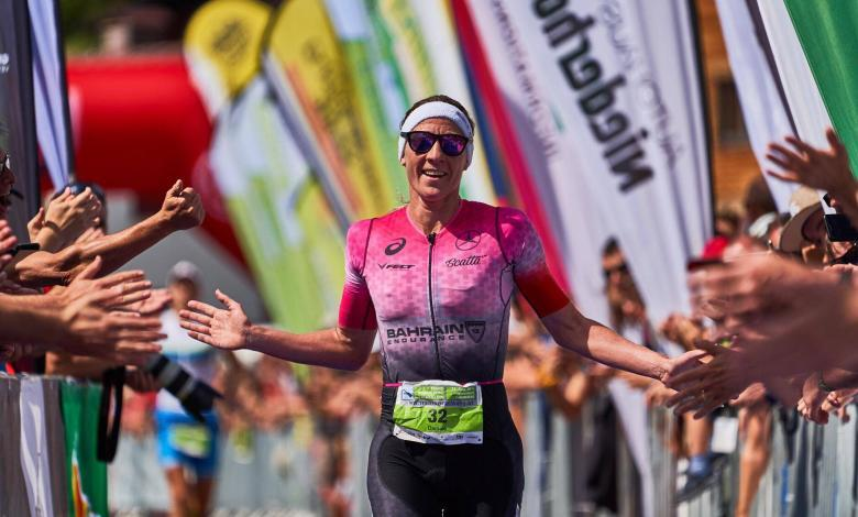 Daniela Ryf will start her season at the Portocolom Triathlon on April 19