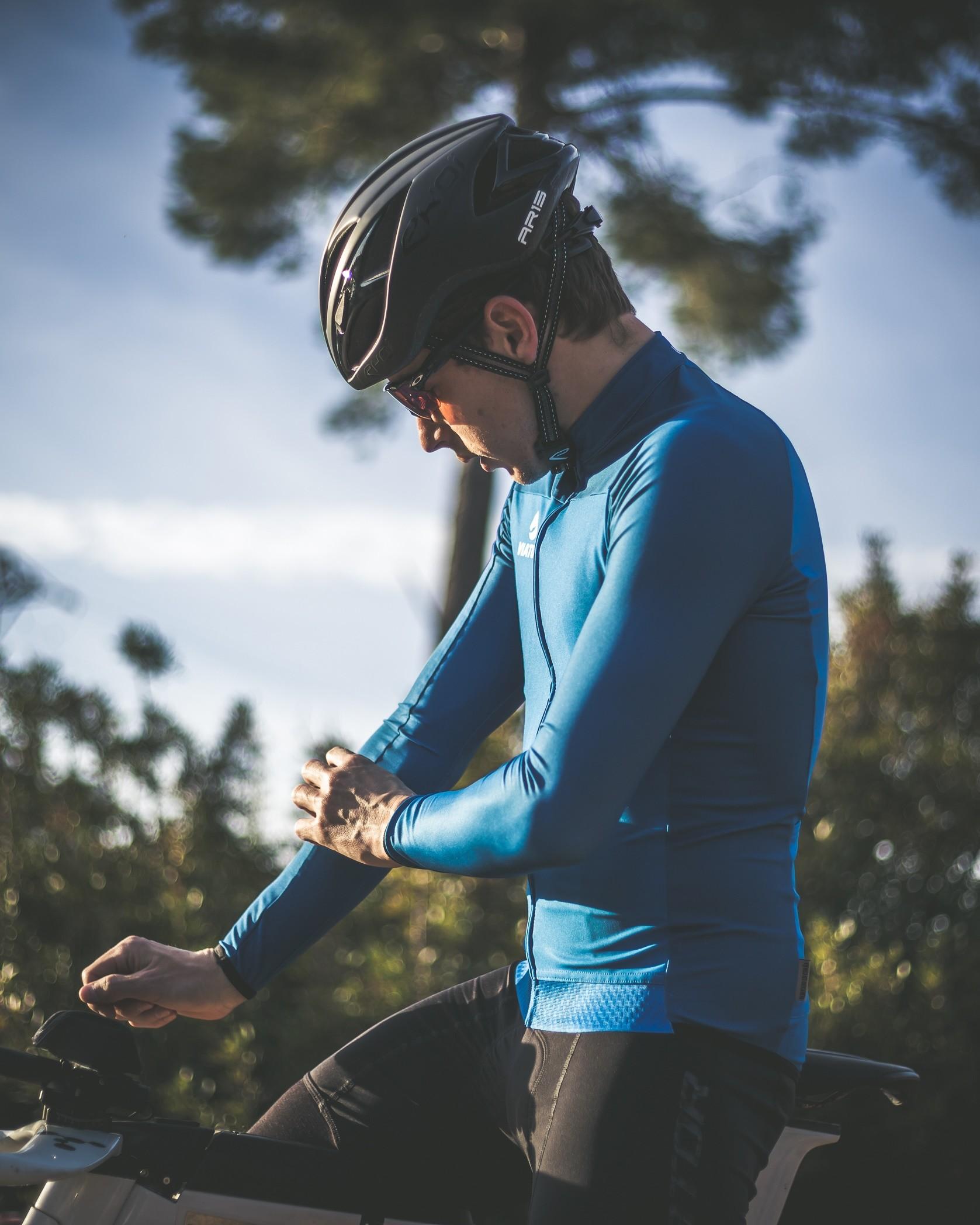 Le nouveau maillot cycliste Viator: Madeleine