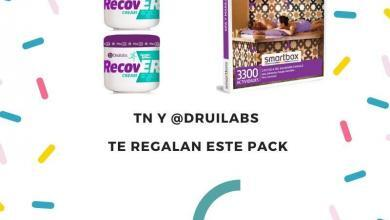 Photo of Sorteo Pack 2 cremas RecovER Cream y un SmartBox RELAX