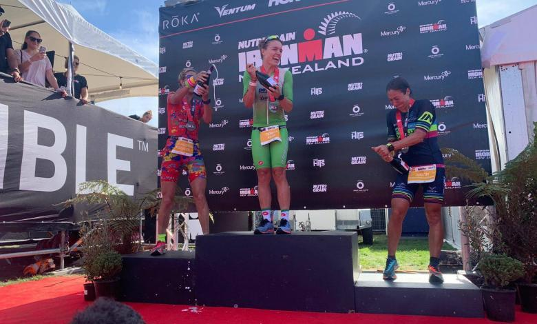 Judith Corachán qualified for Kona 2020