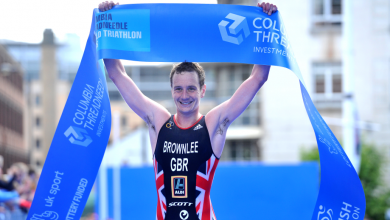 Photo of Alistair Brownlee will be at the Punta Umbría Duathlon European Championship
