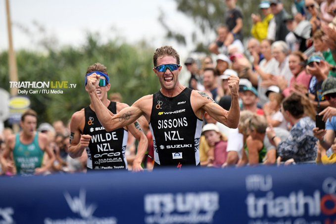 video resumen Copa del Mundo triatlon de Mooloolaba