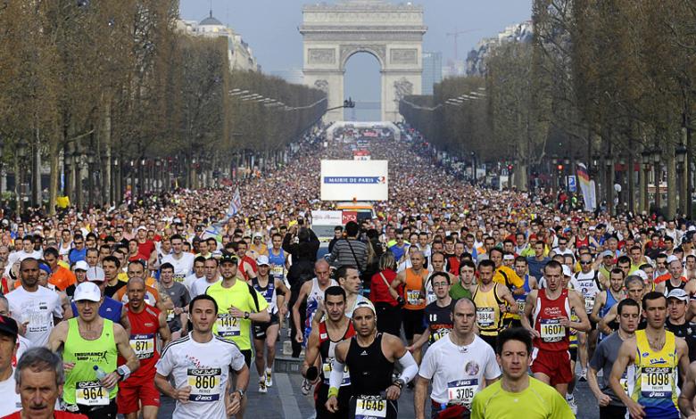 Le semi-marathon de Paris annulé en raison du coronavirus