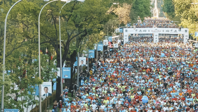 Photo of The Madrid Marathon postponed to November