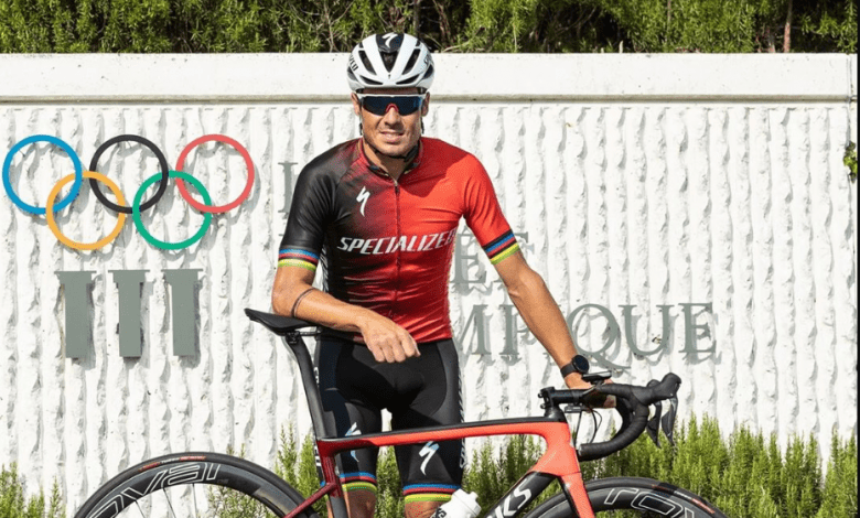 Javier Gómez Noya WTS Abu Dhabi 2020