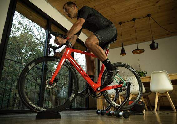 How to do an FTP test on the roller?