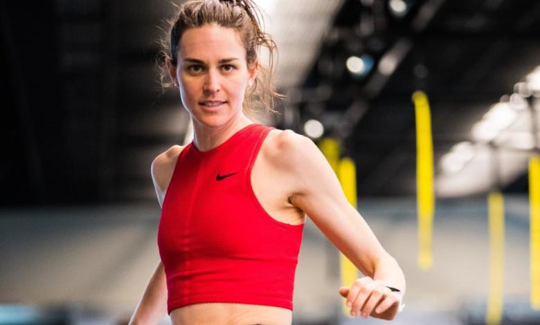 Gwen Jorgensen strength training for home