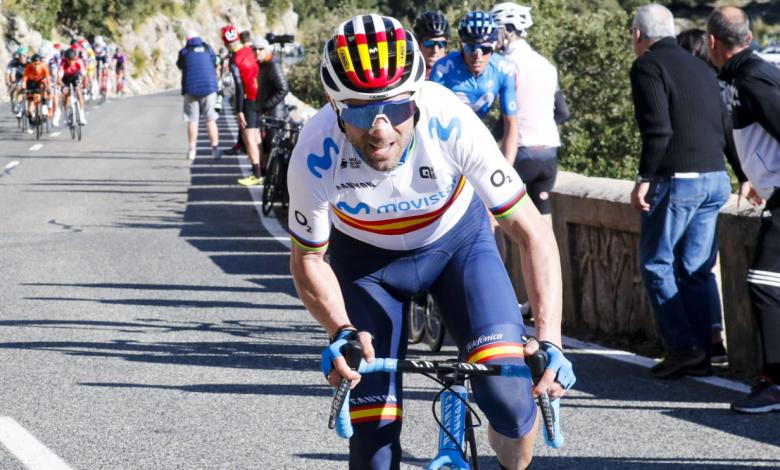 Alejandro Valverde sera à Tokyo 2021