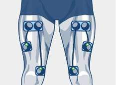 COMPEX thigh exercises