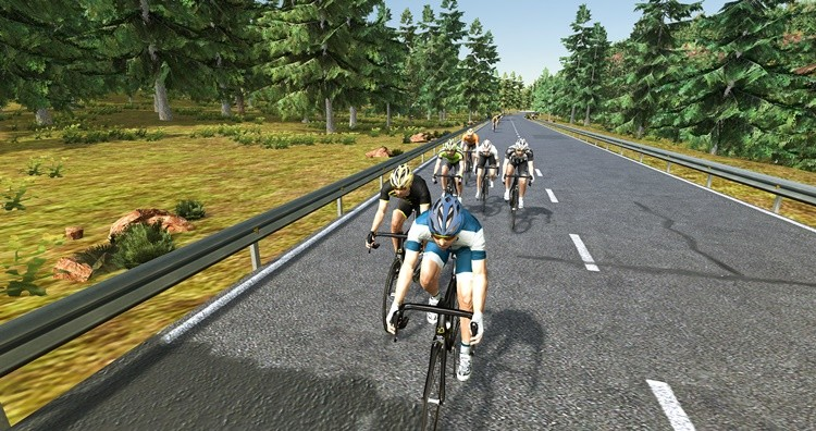 Photo of More than 4.000 cyclists in the first stage of the Bkool virtual competition