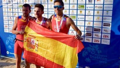 Photo of Medal Standings Spain Championship Europe Duathlon Punta Umbría