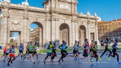 medio maraton madrid aplazado coronavirus