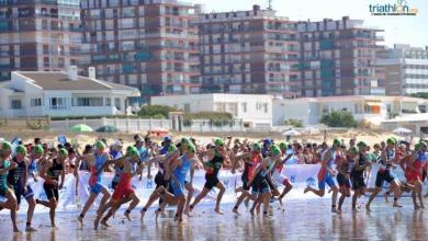 Photo of The Huelva Triathlon European Cup suspended by the coronavirus