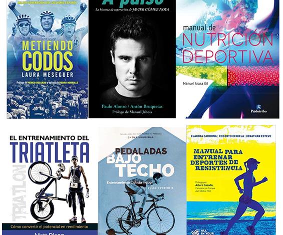 Libros de deporte en Amazon para leer en la cuarentena