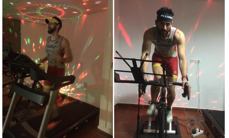 1st Janda and Virtual Sierra Triathlon