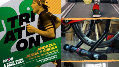 Photo of Reto Online y solidario, Triatlón MD y Olímpico Janda y Sierra con Bkool