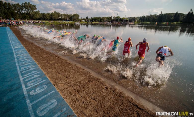 The Triathlon World Championship to a single test?