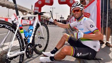 sorteo bicicleta Alejandro Valverde