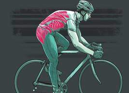 musculatura principal implicada en la pedalada