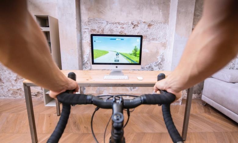 Plataformas de entrenamiento para ciclismo virtual