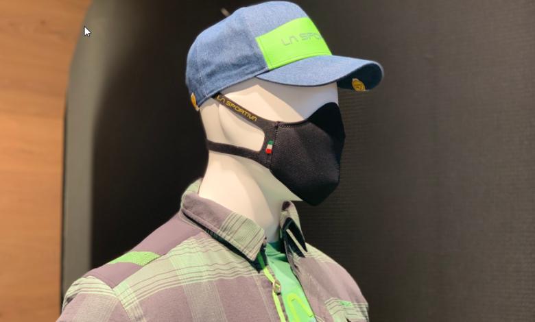 La Sportiva sports mask