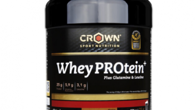 Photo of Crown Sport Nutrition launches the first Spanish brand protein with anti-doping certificate