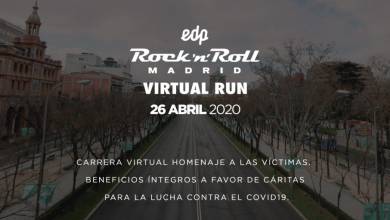 Photo of The Rock 'n' Roll Madrid Marathon launches a virtual race against the coronavirus