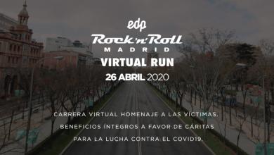 carrera virtual maraton madrid